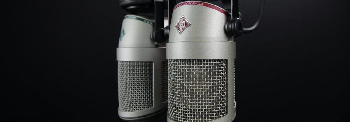 Podcast Mics