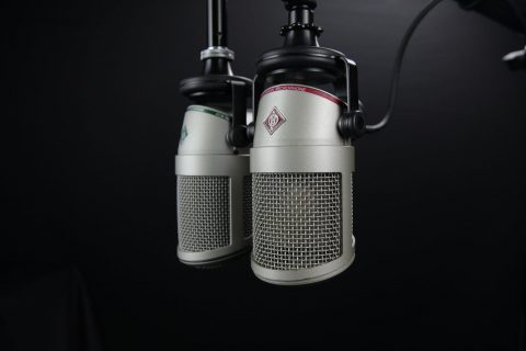 Podcast Mics